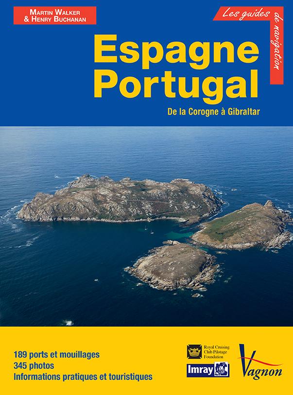 guide imray espagne portugal enpc editions nationales du permis de conduire. Black Bedroom Furniture Sets. Home Design Ideas