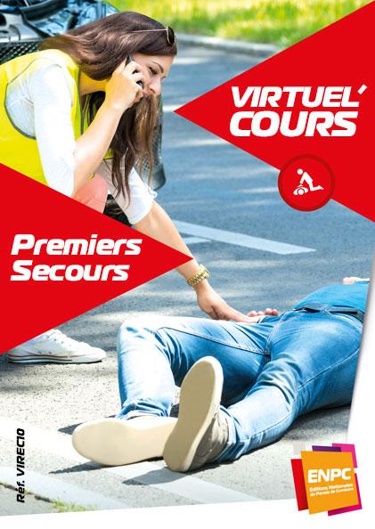 virtuel 39 cours premiers secours enpc editions. Black Bedroom Furniture Sets. Home Design Ideas