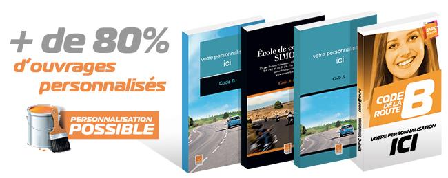 Beliebt Création et personnalisation des supports | ENPC - Editions  JB19